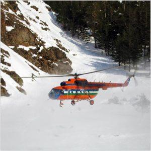 Вертолёт на всякий случай